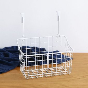 Poly cute creative kitchen cabinet hanging basket storage rack closet door  after seamless home office file. Taobao home place furniture store  Popular home place furniture