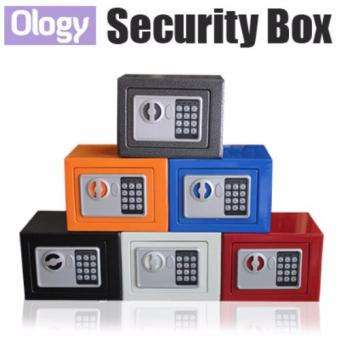 Portable Digital Security Box Safety Box- Ideal To Safe-Guard Valuables