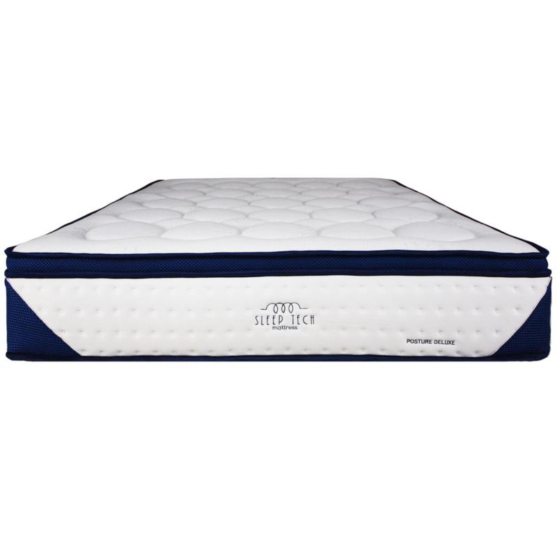 Posture Deluxe Pocketed Spring Queen Size Mattress by Sleep Tech™