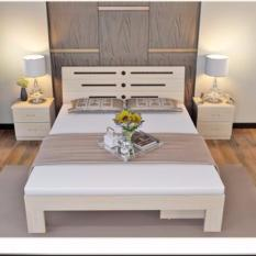 premium solid wood queen size bed frame