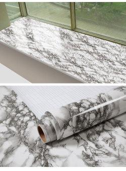 PVC furniture refurbished wall adhesive paper film Wallpaper. Good Price Pvc White Furniture Refurbished Adhesive Paper