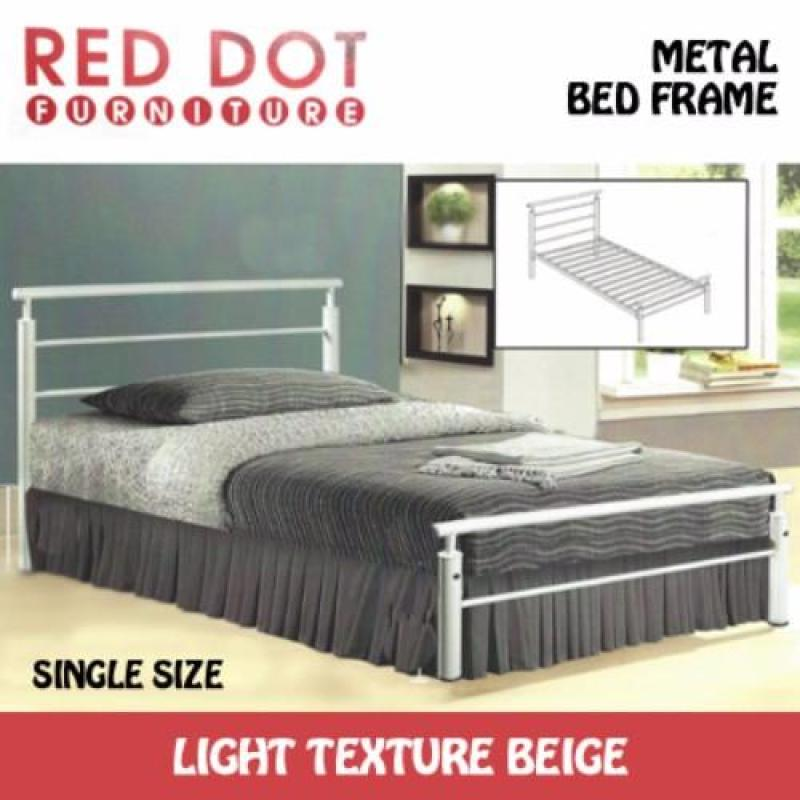 Red Dot Furniture Single Size Bed Frame - TPH326 (Without Mattress)