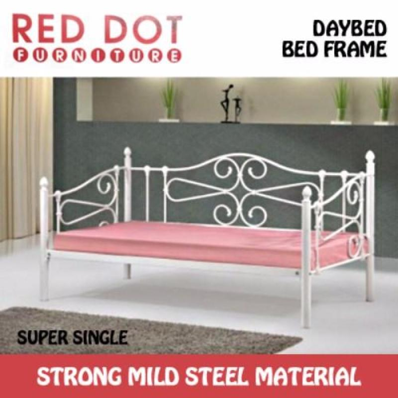 Red Dot Furniture Texture Ruby Daybed (Without Mattress)