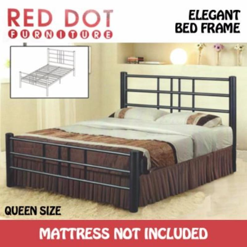 Red Dot Furniture TPH526 Queen Size Bed Frame (Without Mattress)