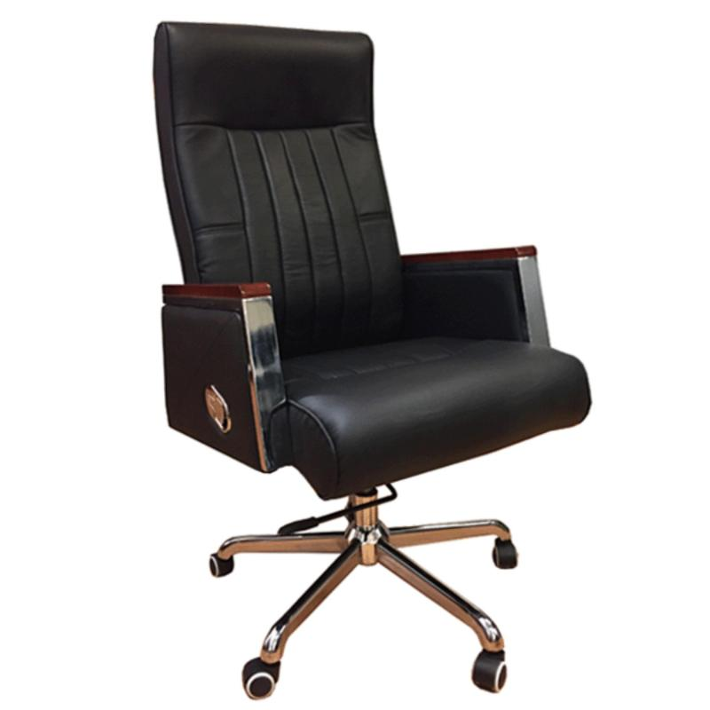 ROYAL Director Chair (Genuine Leather) Singapore