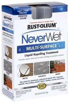 Rust-Oleum Never Wet Spray