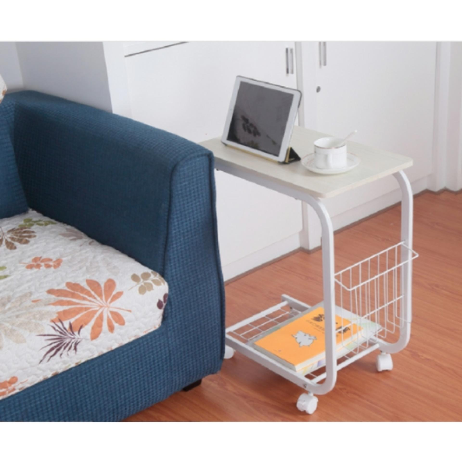 Marvelous Shoppy Uni Movable Coffee Table / Laptop / Study / Bed / Kitchen / Office |  Lazada Singapore Part 16
