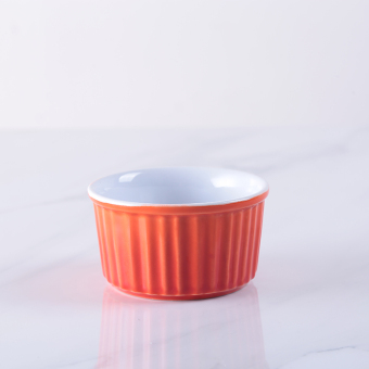 Shu Fulei ceramic bake bowl jelly pudding baking Mold