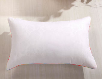 Si Yu woven cotton student children's pillow