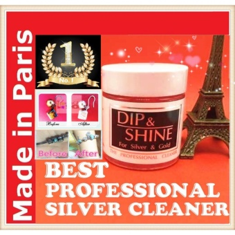 Harga ?Silver Polish Dip and Shine? Best cleaner for Sterling 925 silver and Gold Fashion Jewellery Magic pandora