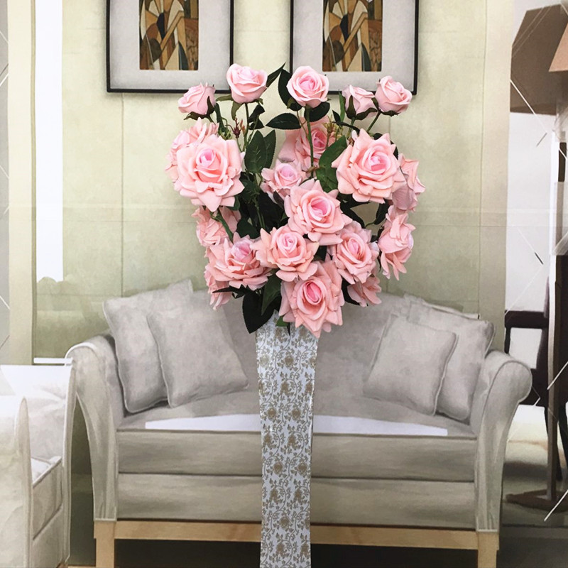 Singapore | Simulation flower Rose simulation artificial flowers ...