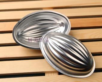 Small olive mousse olive-shaped cake mold Aluminium Alloy
