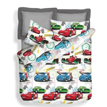 SPEED RUN Single Fitted Sheet Set