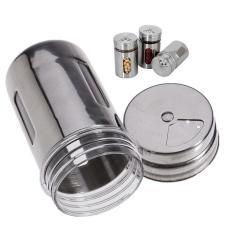 360DSC Stainless Steel Seasoning Container Condiment Pot Salt Source · Buy Top Salt Pepper Condiments Lazada sg Source 360DSC