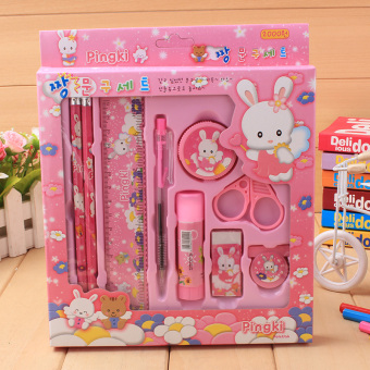 Stationery set gift children birthday gift kindergarten small gift student prizes gift creative stationery