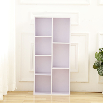 Harga Students simple three layer bookcase