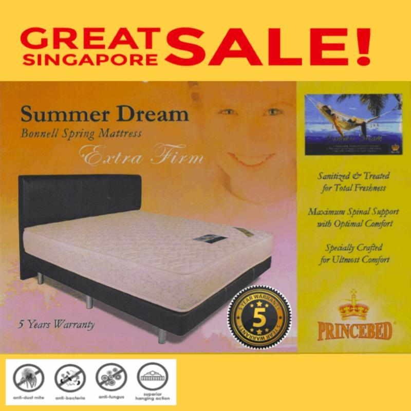 Summer Dream Bonnel Spring Mattress Queen Size 8 Inch