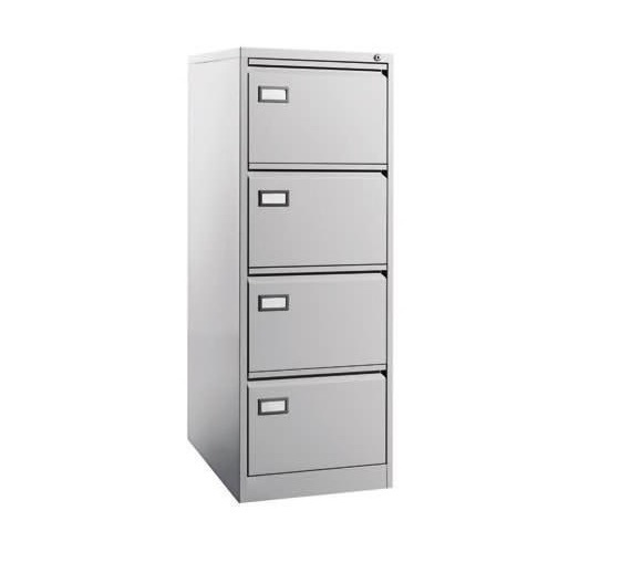 This Office 4 Drawer Metal Filing Cabinet | Lazada Singapore