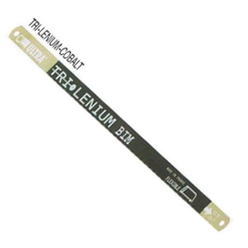 Ultra Trilenium-Cobalt Handsaw Blade -Pk of 10 [18TPI/24TPI/32TPI]