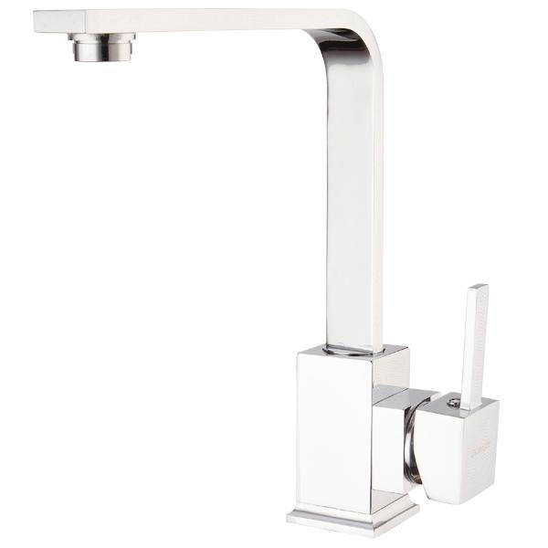 Usherlife SUL-KF-S3037 Solid Brass Kitchen Faucet Swivel Body 360 ...