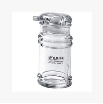 Vinegar bottle type acrylic soy sauce bottle seasoning bottle