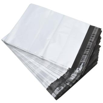 White Poly Mailers Envelopes Self Seal Plastic Bag Shipping Bags 17cm*25cm (10 pcs)