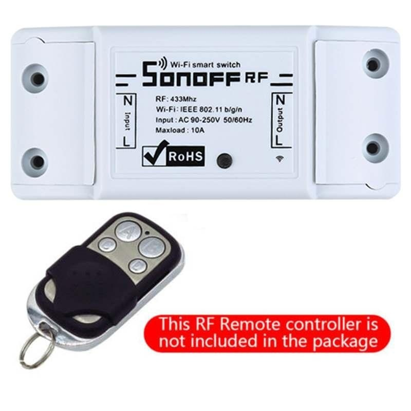 WiFi Wireless Smart Home Automation 433Mhz RF Remote Switch Module - intl