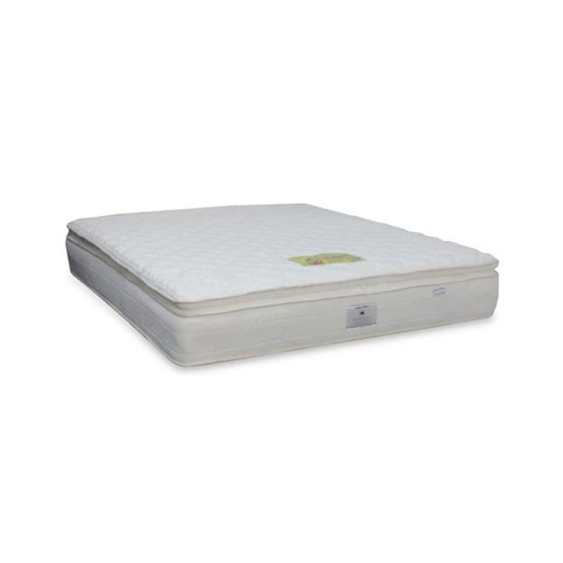 WIHARDJA Magic Koil Royal Luxury Pocketed Springs Pillow Top Mattress