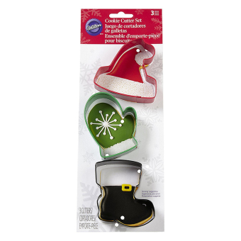 Wilton Christmas cookie cutter