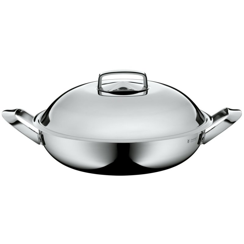 WMF Deep Chinese Wok 32cm with Cover Singapore