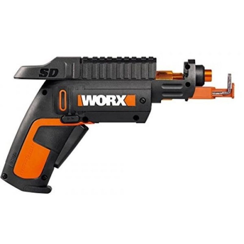 WORX WX255L SD Semi-Automatic Power Screw Driver with Screw Holder - intl