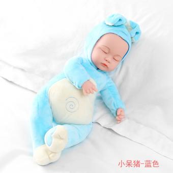 Baby Soft pacify plush doll