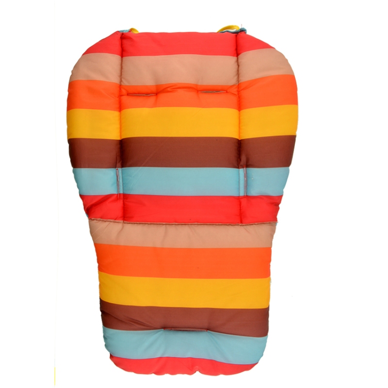 Baby Stroller Seat Pad (Multicolor) Singapore