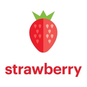 Babyganics Natural Toothpaste - Strawberry - 2