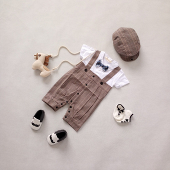 Boy Clothes Kids Outfit Child Baby Romper Boys One-Piece ClothingRomper Outfits