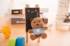 Colorful Bear Hong Kong Mini Name Birthday Gift