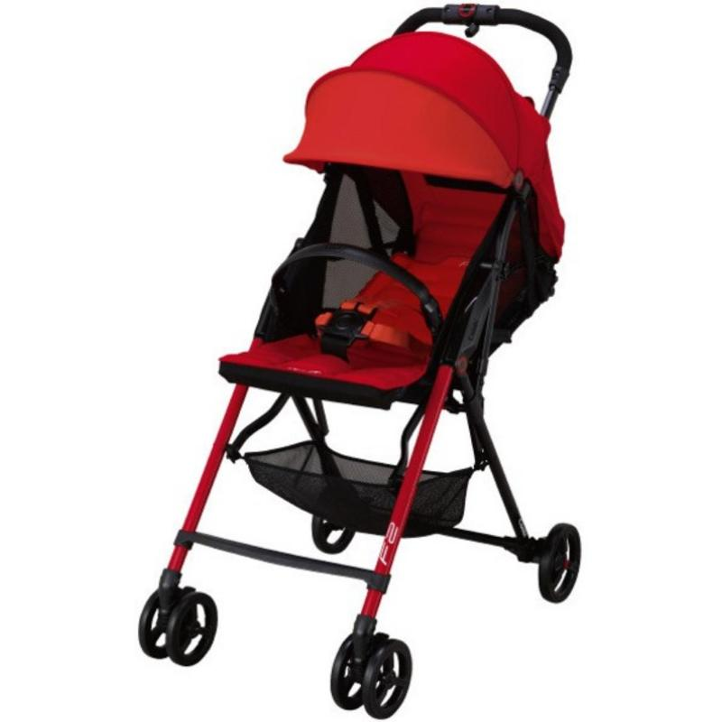 Combi F2 Plus AF A Type Stroller (Red) Singapore