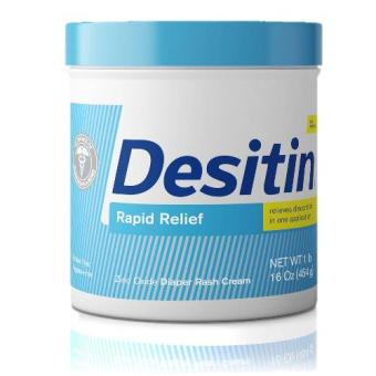 Desitin Rapid Relief Cream 16oz