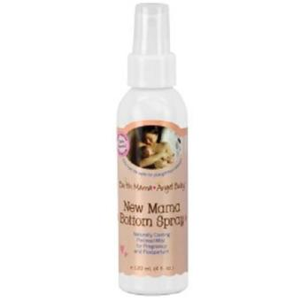 Harga Earth Mama Angel Baby, New Mama Bottom Spray, 4 fl oz (120 ml)
