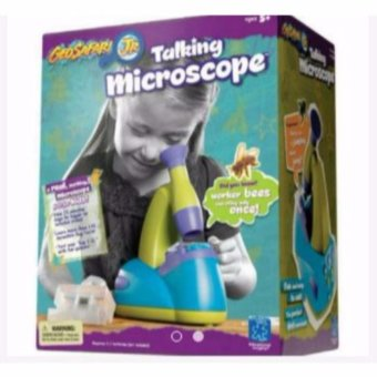 Harga Educational Insights GeoSafari Jr. Talking Microscope