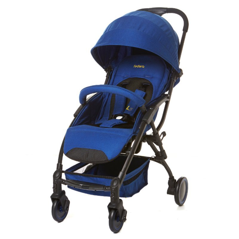 Fedora L3 Stroller (Blue) Singapore