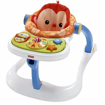 Harga Fisher-Price(R) 4-in-1 Monkey Entertainer