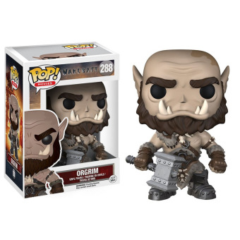 Funko pop wow Warcraft world Lothar doll