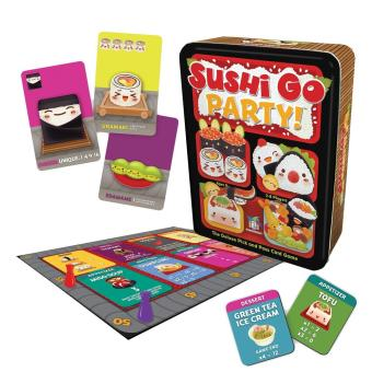 Harga Gamewright Sushi Go! Party