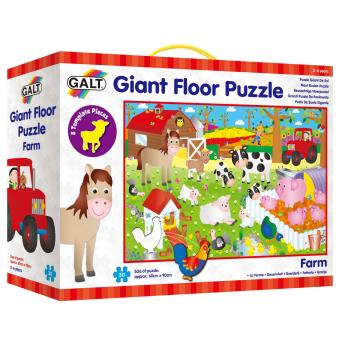 Harga GIANT FLOOR PUZZLES- FARM