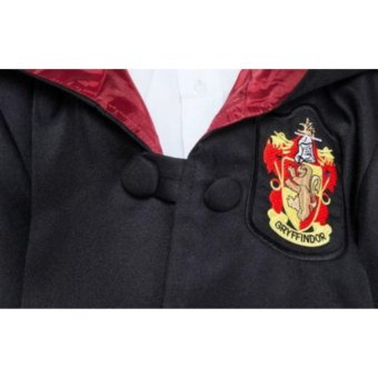 Harry Potter Kids Gryffindor Cloak Robe Costumes Cosplay Size - 145- intl - 2