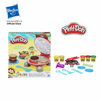 Harga Hasbro Play-Doh Burger Barbecue Set
