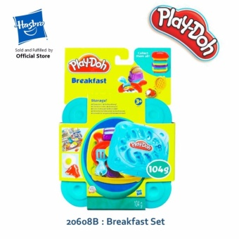 Harga Hasbro Play-Doh Favourite Food Kit - 20608
