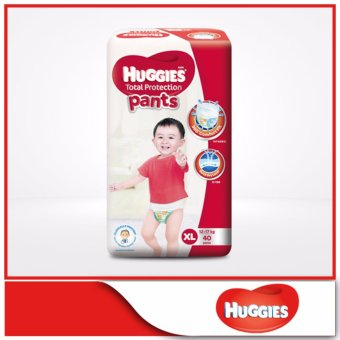 Huggies Silver Pants XL 40pcs