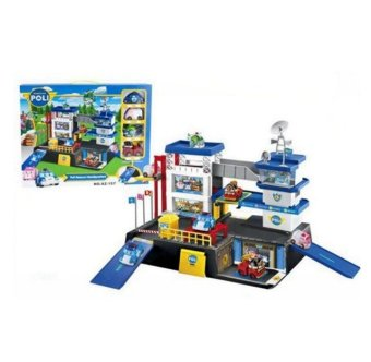Harga Robocar Poli Toy Transformation Robot Car Poly Theme Parking Action Figure Thomas Classic Toys